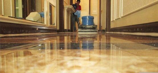 dịch vụ đánh bóng sàn đá marble
