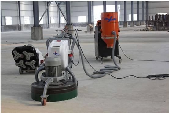 máy hút bụi bê tông công nghiệp công suất lớn